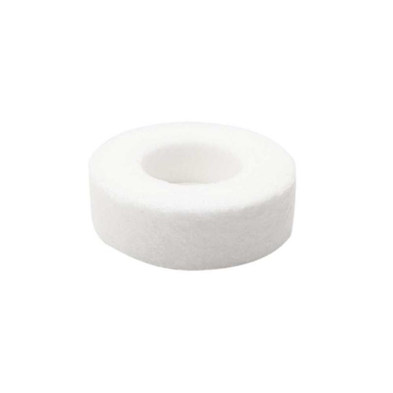 Filtre pour Pommeau de douche filtrant 100% naturel |Filtre calcaire, chlore et impuretés | Biotege
