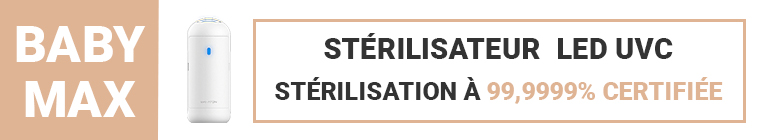 stérilisateur biberon
